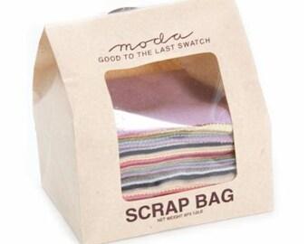 Wool Scrap Bag - Half Pound