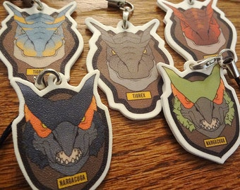 Monster Hunter Freedom: Flagships