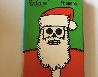 No Holiday For Crime by Dell Shannon (1973, Book Club Edition, Hardcover)
