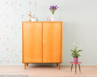Magic chest of drawers, sideboard, 50s, pattern ring (606025)