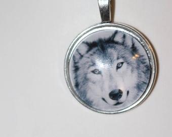 Wolf...Necklace Gift Friend, Aunt, Cousin, Friend, Babysitter, Mom, Dad, Present #2