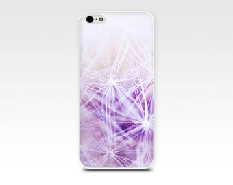 iphone 5s case 6 dandelion iphone case 4s 4 5 fine art floral iphone case abstract botanical case iphone 4 iphone 5 case 4s pink pastel