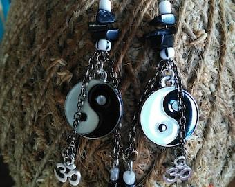 Yin'Yang Earrings
