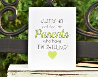 PREGNANCY REVEAL to new GRANDPARENTS Greeting Card, Great for First Grandchild, Baby Announcement for Parents or Grandparent Birthday!