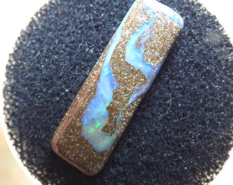 Australian Boulder Opal Cabochon 7.0 Cts.