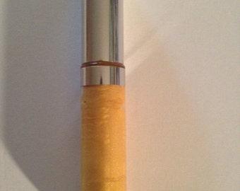 Natural Organic Golden Elegance Lip Gloss/ Balm One Tube,Coconut Oil ,  Lip Gloss /Balm