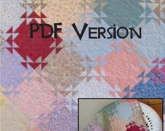 Sweet Dreams Quilt Pattern PDF