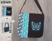 Butterfly bag flap for LA...