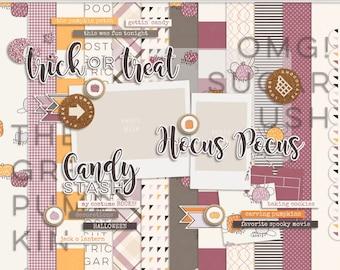 Sugar Patch - Digital Scrapbooking Kit