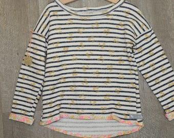 Nautical trendy and girly Sweatshirt