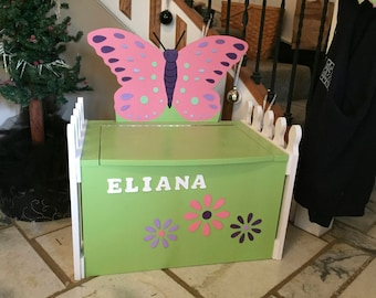 Toy Box Butterfly