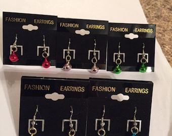 Holiday Earrings!