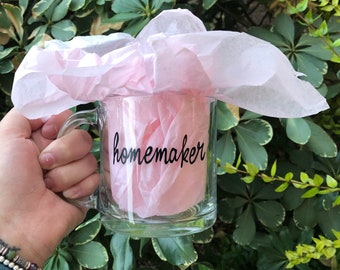 Homemaker Coffee cup