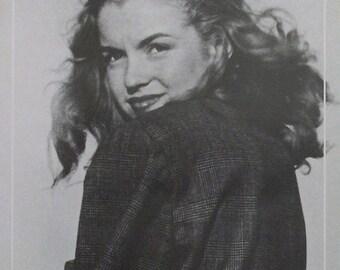 Norma Jean 22x28 Sport Jacket Poster 1987/88 Marilyn Monroe