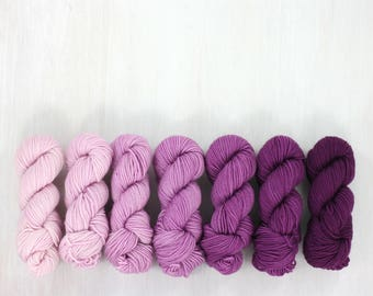 GRADIENT yarn set: JAM