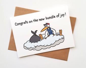 New Baby Congrats | Dumbo Inspired | Disney Family | Disney Baby