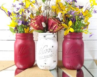 Rustic Wedding Decor Mason Jars Wedding Decoration Ideas