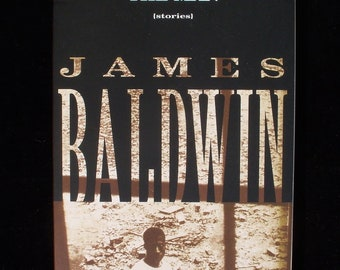 Going to Meet the Man, stories by James Baldwin (1995 paperback)