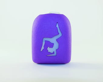 Gymnast - Clip-On Omnipod Pod Cover
