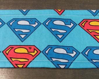Superman Male Dog Belly Band - XL