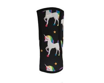 Unicorn Print Calf Sleeve