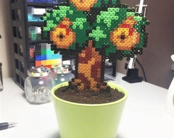Nintendo Animal Crossing Bell Tree Plant Pot