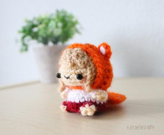 Amigurumi Chibi Doll : Chibi amigurumi himouto umaru chan kawaii and cute anime