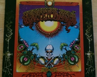Grateful Dead - Aoxomoxoa - WS 1790 - 1969 (1971 Rare Alembic Studios Remix US Pressing) - 125 gram - NM!