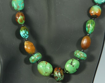 Coture Turquoise Necklace