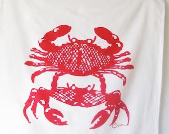 Tea Towel Crabbies