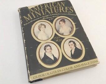 Miniature Portraits, Vintage Portraits, Miniature Paintings, Collectible Painting, Wehle, 1930s, Antique Paintings, Antique Art, The Met