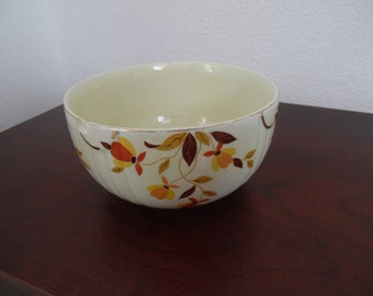 "Autumn Leaf China 7"" 2 Quart Radiance Bowl"