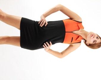 90s Dress / Vintage Bodycon / Grunge Dress / Mini Dress / Stretchy Dress / Mariali Dress M / L