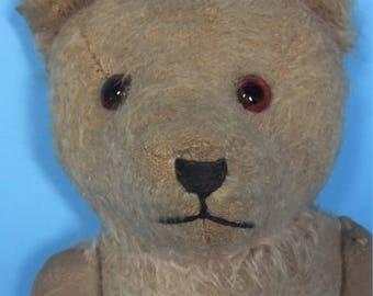 Old, Old, Old Mohair Teddy Bear