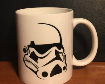 Imperial Stormtrooper double sided coffee mug
