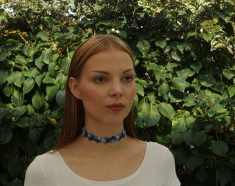 Tattoo necklace 90s, lace collar, goiter tape, burlesque necklace, birthday present, party outfit, lace necklace grunge outfit