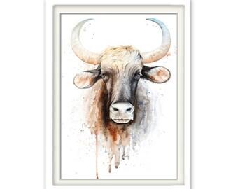 Print Taurus