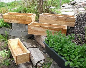 Indoor planter box | Etsy