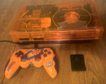 The Real Ultimate modded PS2:NBA Phoenix Suns