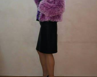 Lilac jacket