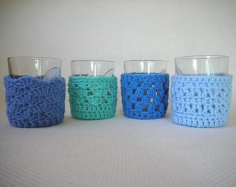 Crochet Pattern: Old-Fashioned Cozies Set