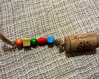 Cork Keyring Gadgets