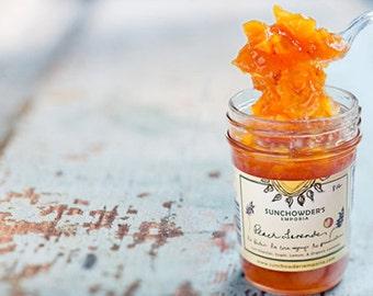 Pure Peach Jam