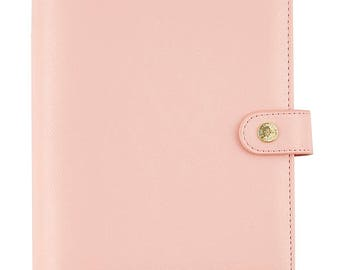 Personal Planner, Blush, Carpe Diem, Personal Size, Simple Stories, Simulated Leather planner, Planner Binder, Daily planner, Pink planner