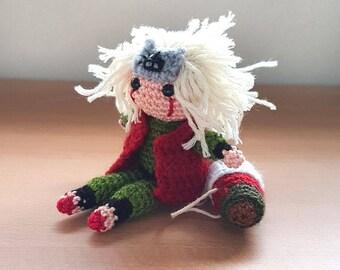 Jiraiya Amirugumi doll