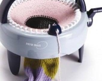 Giant knitting automatic diameter 30cm