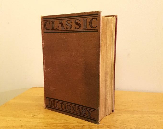 1944 Classic German-English Dictionary
