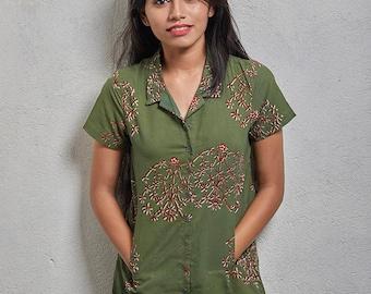 Guchha Shirt Dress