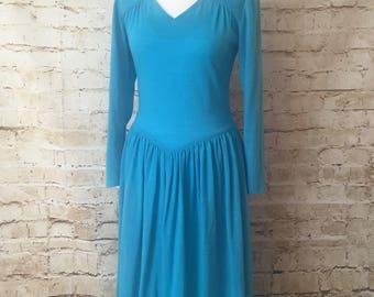 Audrey Hepburn style unique dress
