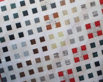 Patch Nine quilt pattern by Dora Cary for Orange Dot Quilts